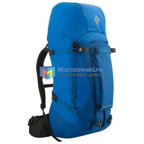 Black Diamond Mission 50 blue (cobalt)