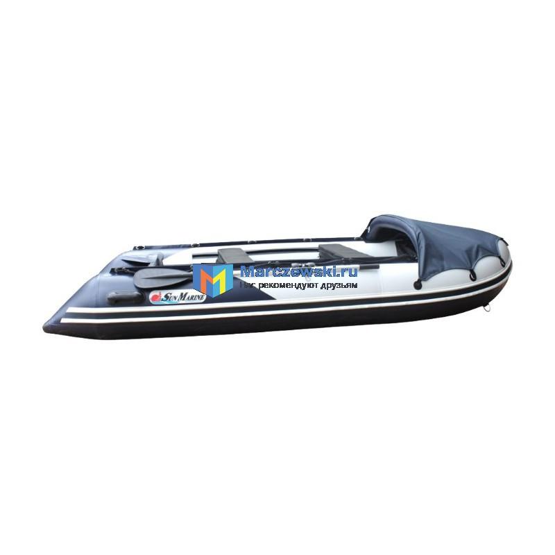 купить лодку сан марине в россии