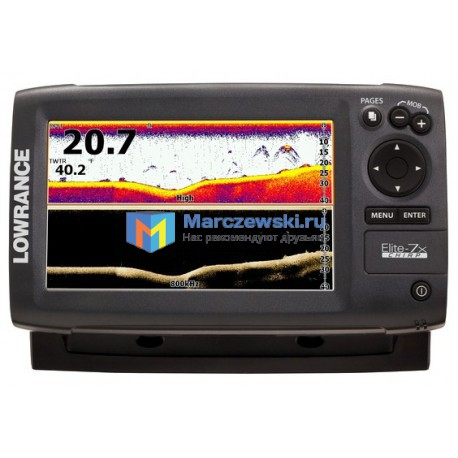 Lowrance Elite-7x CHIRP 83/200